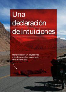 """""""Una declaración de intuiciones"""", por Álvaro Neil"""