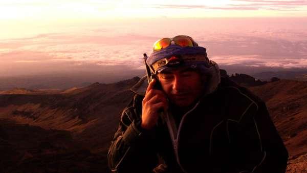 Mt Kenya contacta