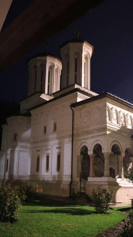 monasterio-horezu