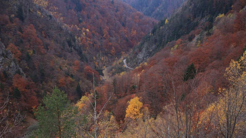 otono en rumania