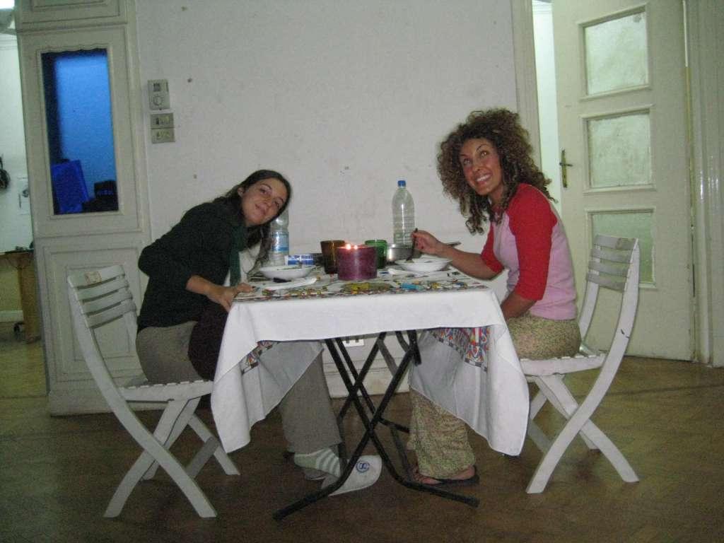 Ale y Claudia