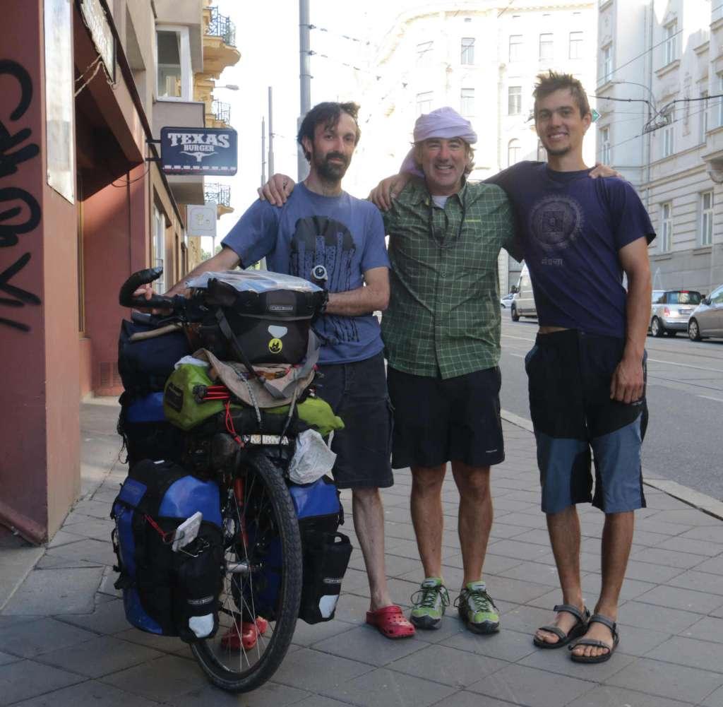 Amigos en Brno