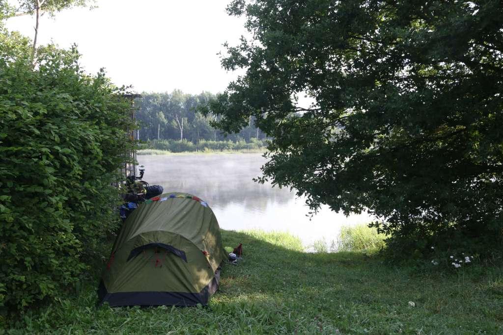 Tent robens lago