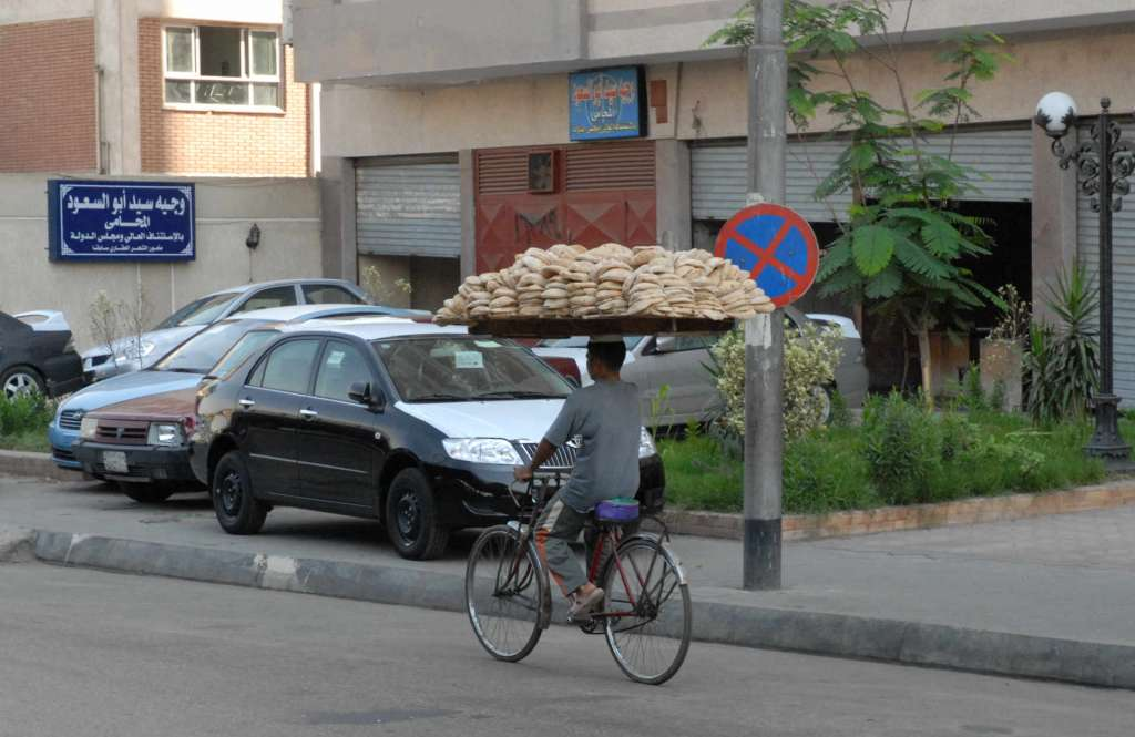 panadero bici