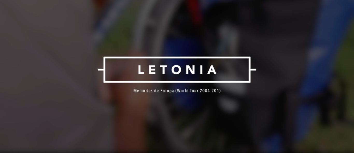letonia bicicleta