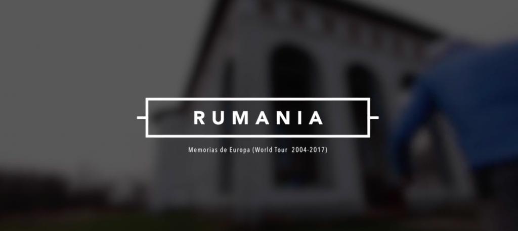 Rumania en bicicleta