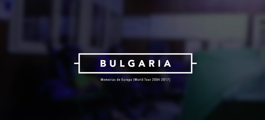 bulgaria bicicleta