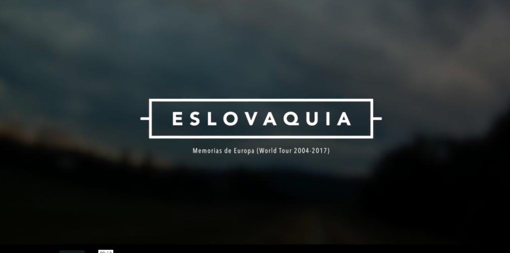 Eslovaquia bicicleta