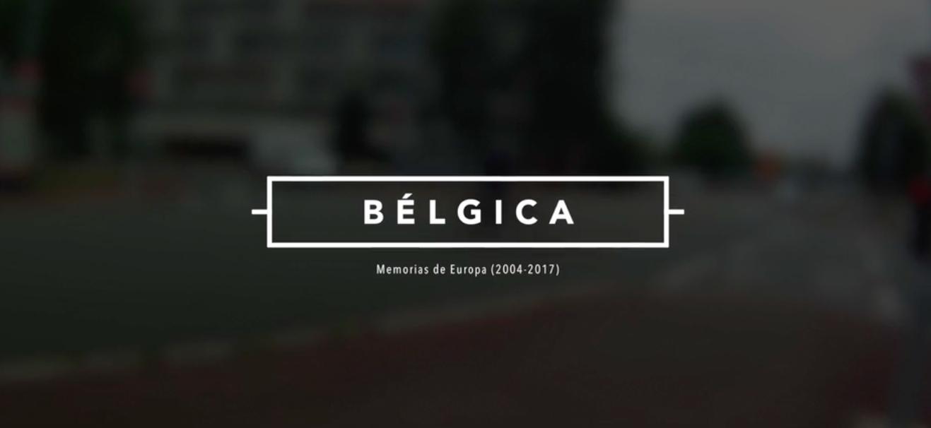Bélgica en bicicleta