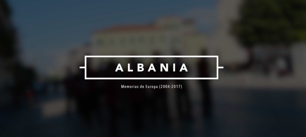 Albania bicicleta