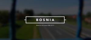 Bosnia bicicleta
