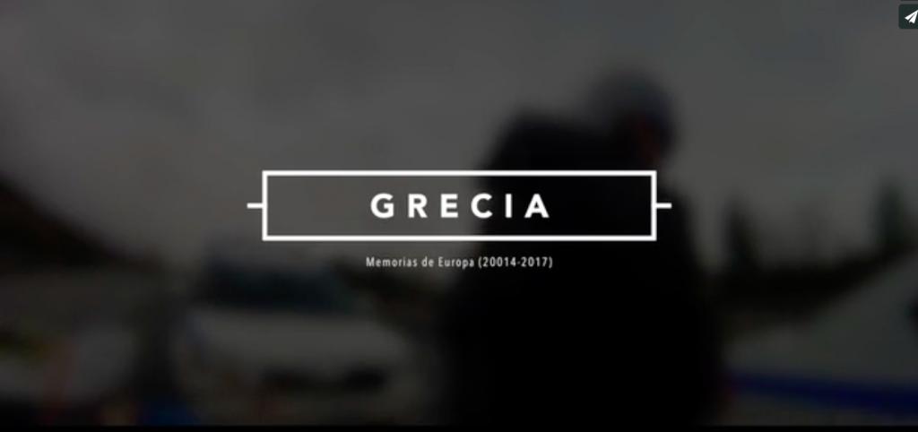 Grecia en bicicleta