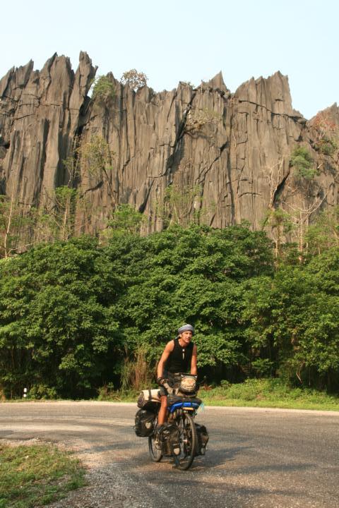 Recorriendo Laos