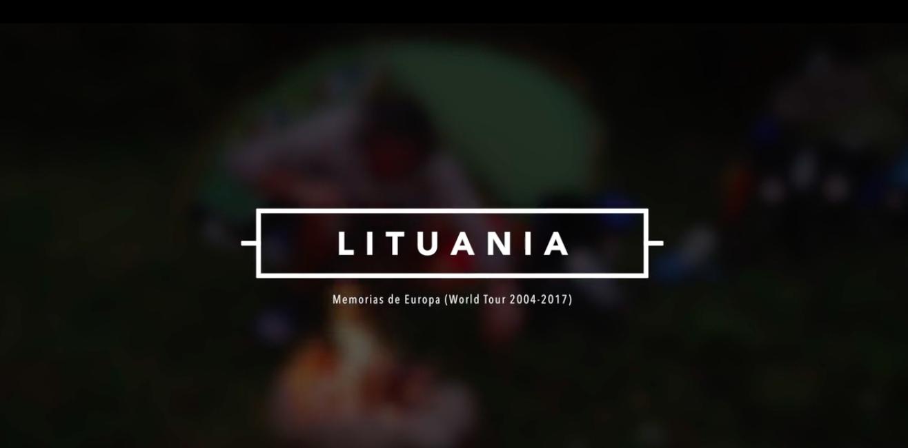 Lituania en bicicleta