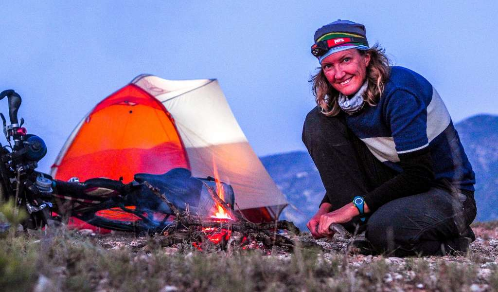 spain camping wild heike pirngruber