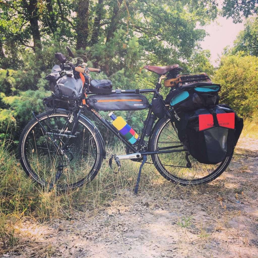 olovbike en ruta