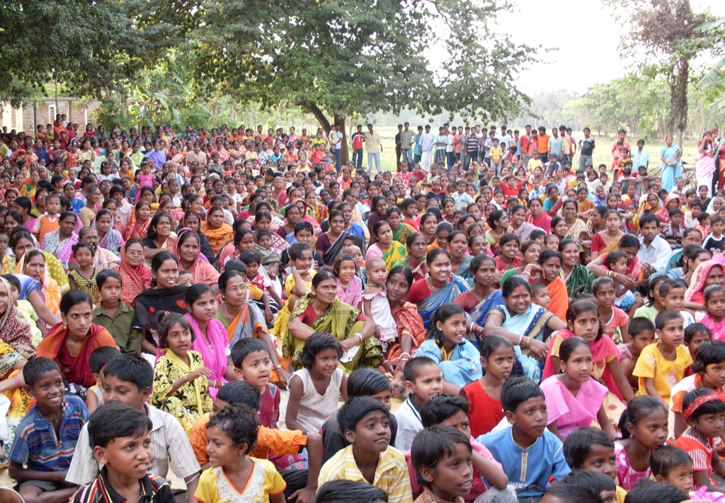 big audience