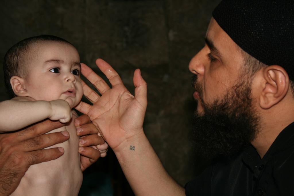 egipto bautismo