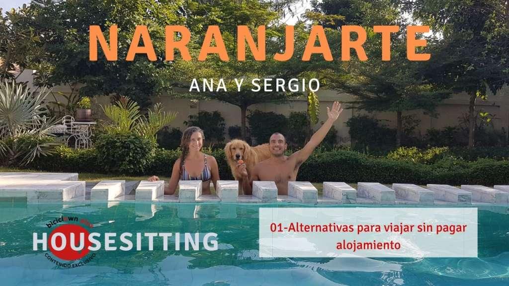 alternativas para viajar sin pagar alojamiento